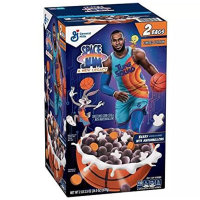 General Mills Space Jam Berry mit Marshmallows Cereal 978g