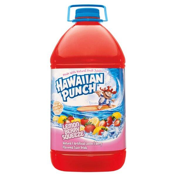 HAWAIIAN PUNCH - Watermelon Berry Boom - 3,78 l