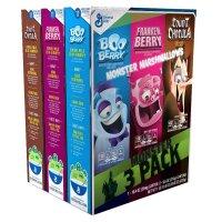 General Mills Monster Cereals mit Boo Berry, Franken...