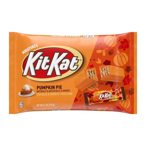 Kit Kat - Pumpkin Pie 274g