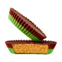 Reeses Peanut Butter Cups Franken-Cup Green Creme 39g