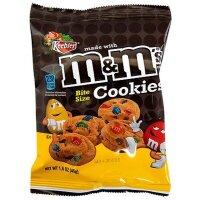 Keebler M&Ms Bite Size Cookies 45g