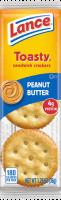 Lance Toasty Sandwich Crackers Peanut Butter 36g