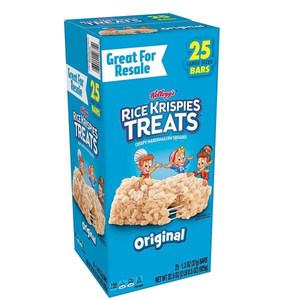 Kellogg´s Rice Krispies Treats Crispy Marshmallow Squares 925g