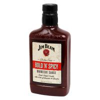 Jim Beam - BoldnSpicy BBQ Sauce 510g