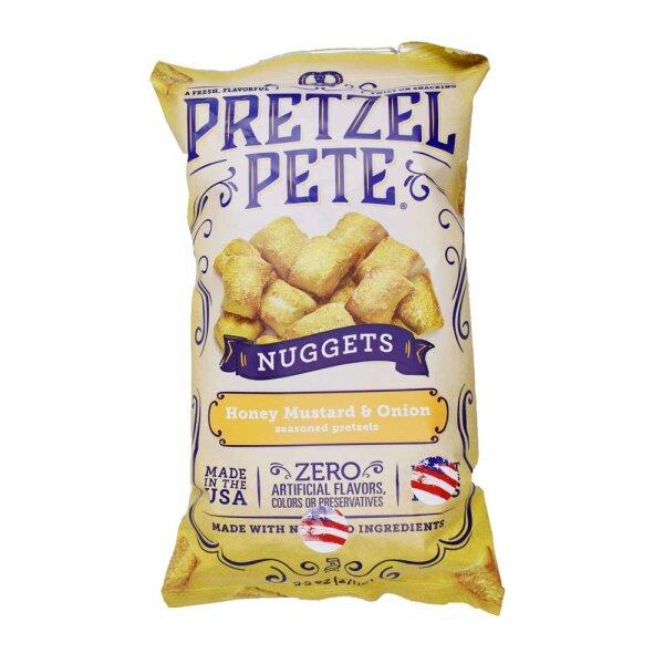 Pretzel Pete Nuggets Honey Mustard & Onion 270g