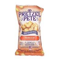 Pretzel Pete Nuggets Cheddar & Ale 270g