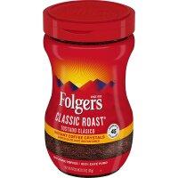 Folgers Classic Roast Instant Coffee 85g