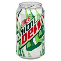 Mountain Dew - Classic DIET Soda 355ml