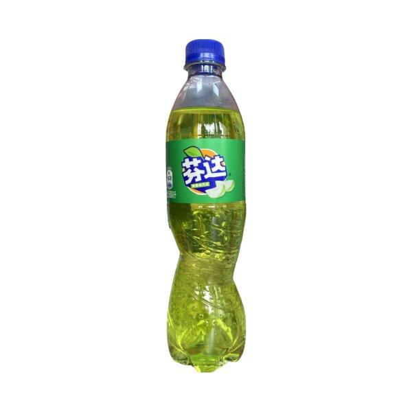 Fanta - Green Apple (China) 500ml