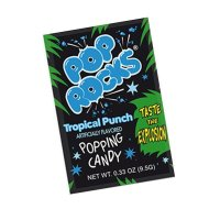 Pop Rocks Popping Candy Tropical Punch 9,5g
