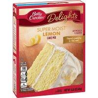 Betty Crocker Super Moist Lemon Cake Mix 432g