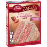 Betty Crocker Super Moist Strawberry Cake Mix 432g