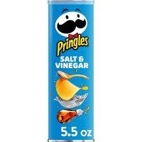 Pringles Salt & Vinegar 158g