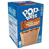 Kellogg´s Pop-Tarts Frosted Brown Sugar Cinnamon -...