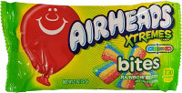 Airheads Xtremes Candy Rainbow Berry Bites 57g