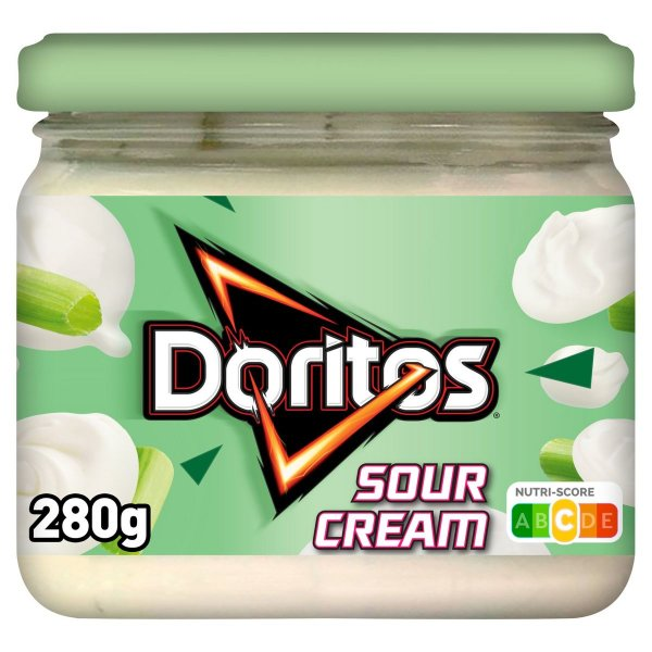Doritos Sour Cream Dip 280g