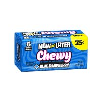 Now and Later Chewy Blue Raspberry 26g