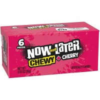 Now and Later Chewy Cherry 26g