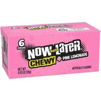 Now and Later Chewy Pink Lemonade 26g
