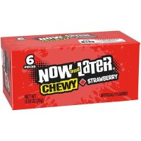 Now and Later Chewy Strawberry 26g