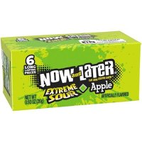 Now and Later Extreme Sour Apple 26g