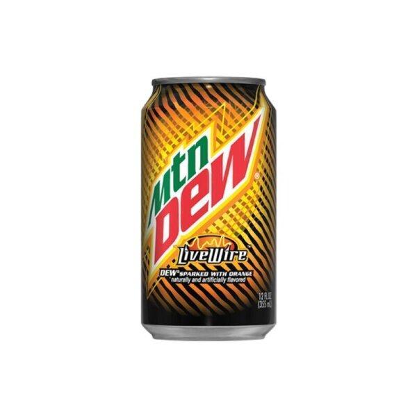 Mountain Dew - LiveWire - 355ml